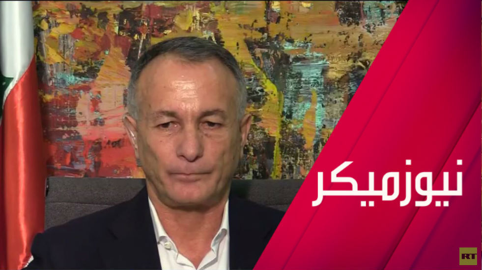 شامل روكز يكشف موقفه من حراك لبنان ودور الجيش