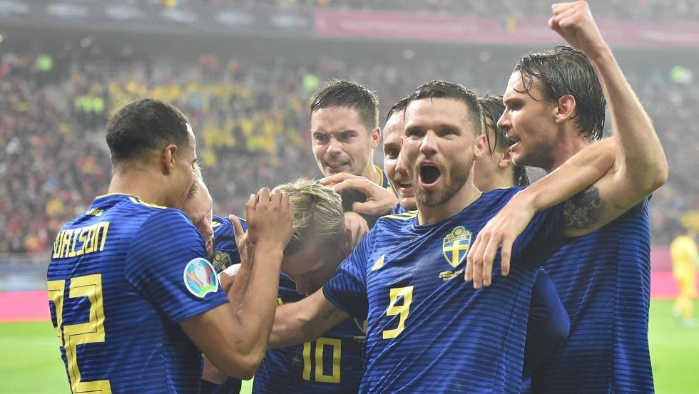السويد تلتحق بركب المتأهلين إلى نهائيات