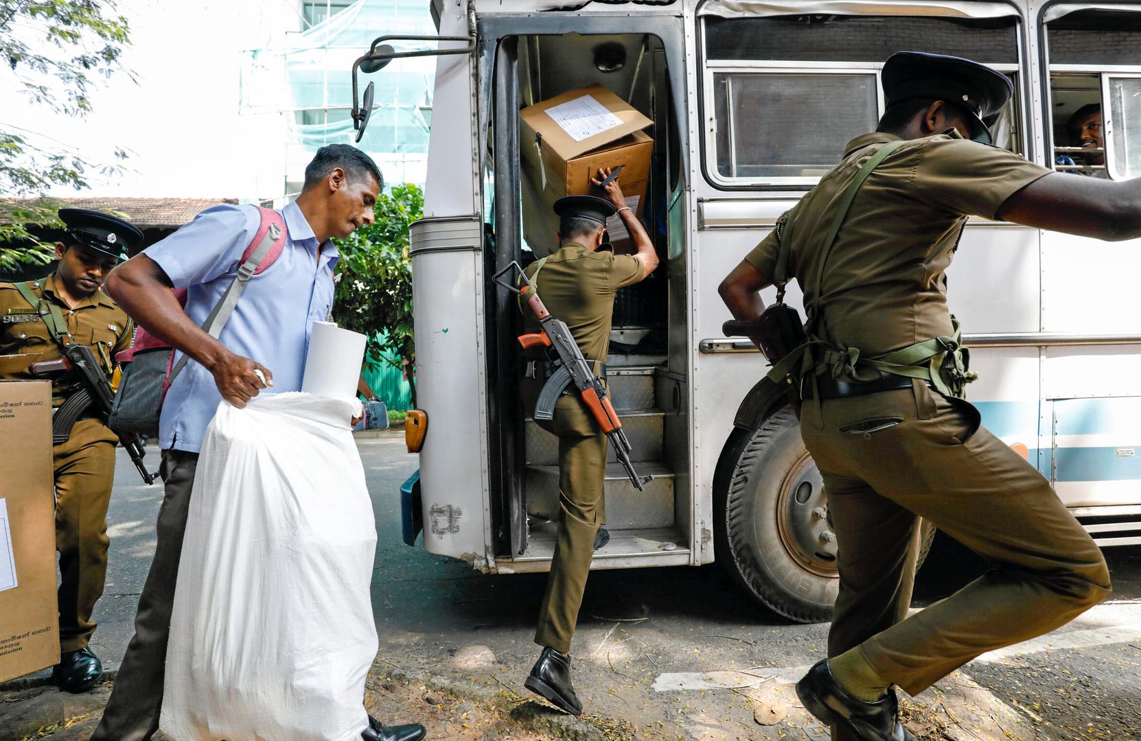هجوم مسلح في سريلانكا يستهدف حافلات تقل مسلمين للمشاركة في الانتخابات