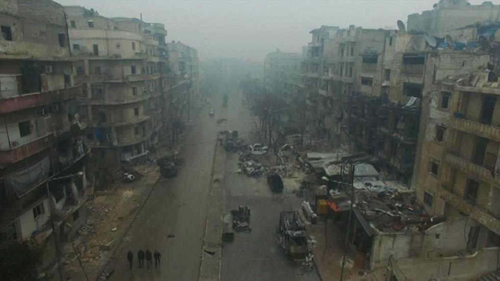 مقتل 18 شخصا بتفجير في منطقة الباب بريف حلب شمالي سوريا