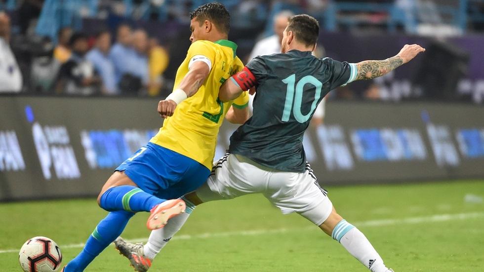 قائد المنتخب البرازيلي