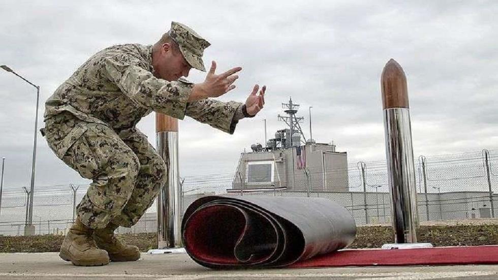 جندي أمريكي - أرشيف -