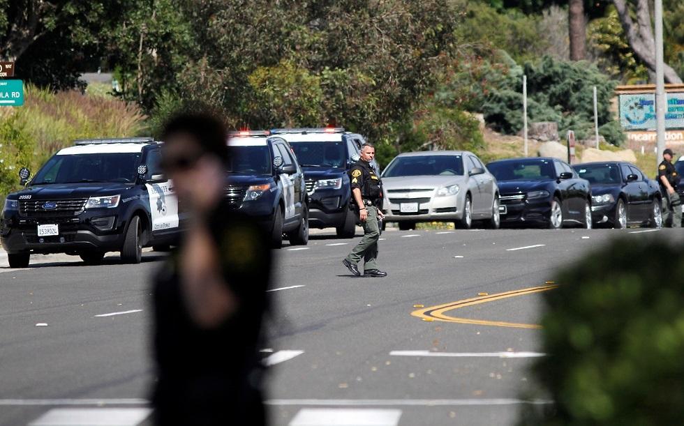 الولايات المتحدة.. 5 قتلى بينهم 3 أطفال في إطلاق نار بسان دييغو (صور)