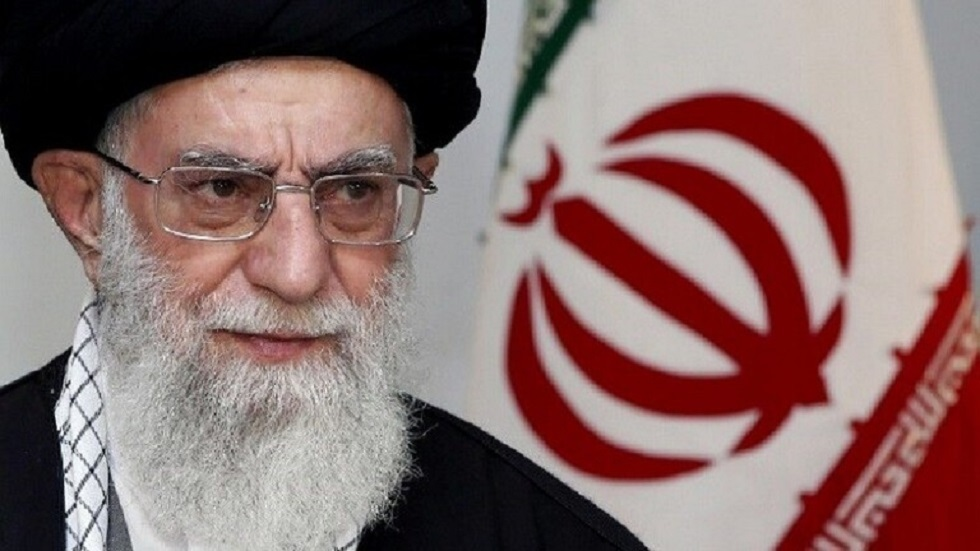 المرشد الأعلى الإيراني علي خامنئي