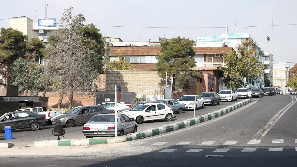 طهران- صورة أرشيفية