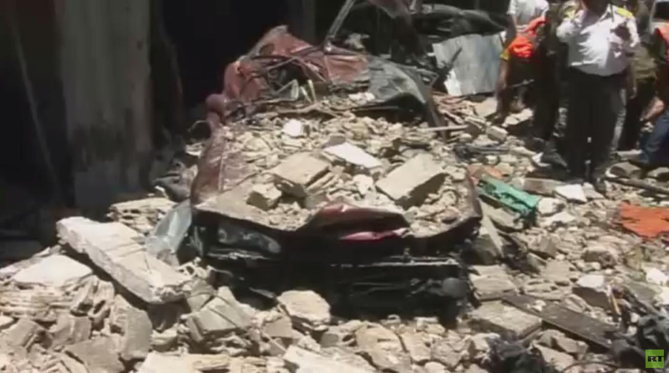 قصف متواصل يستهدف أحياء حلب