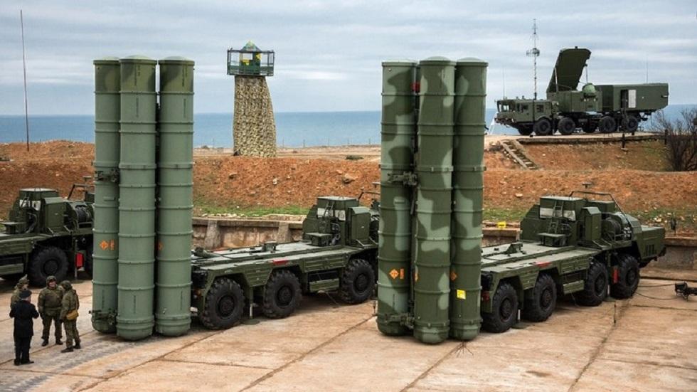 منظومات صواريخ روسية من طراز