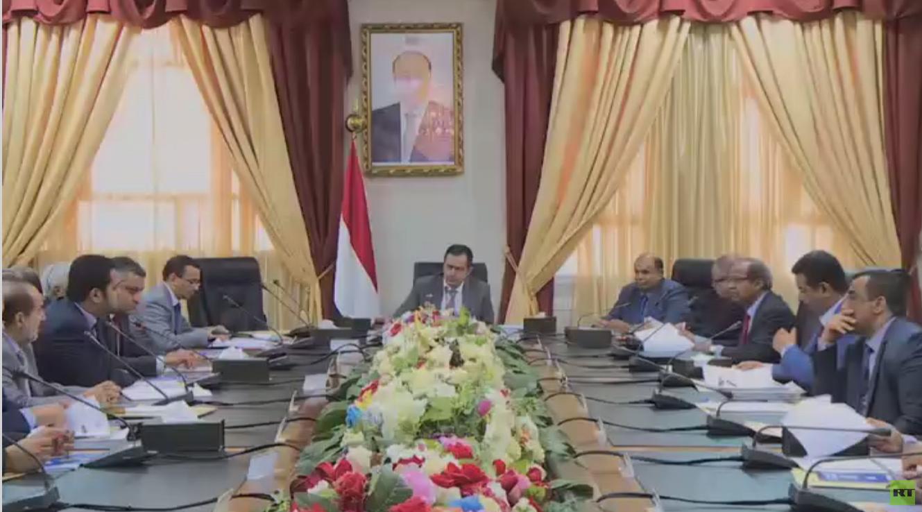 رئيس وزراء اليمن: ملتزمون باتفاق الرياض