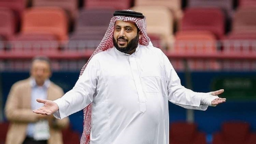 رئيس الهيئة العامة للترفيه في السعودية تركي آل الشيخ