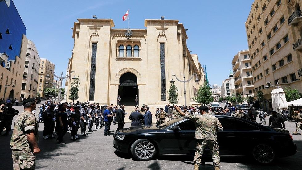 مجلس النواب اللبناني- أرشيف