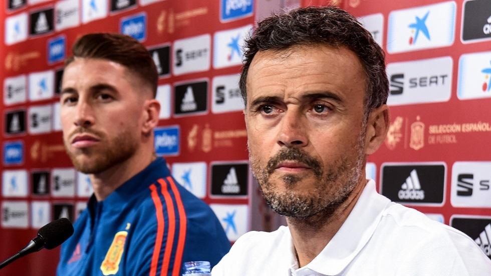 رسميا.. لويس إنريكي يعود لقيادة المنتخب الإسباني