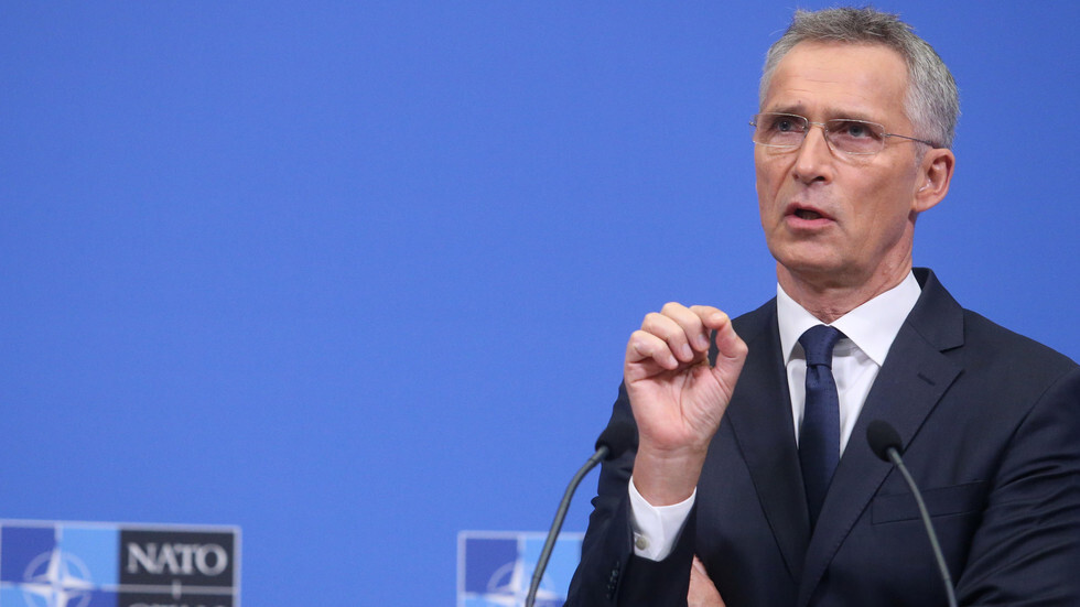 الأمين العام لحلف النانو، ينس ستولتنبيرغ