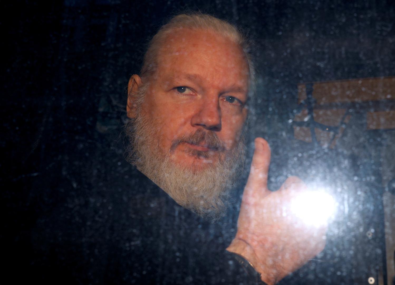 """مؤسس """"ويكيليكس"""" جوليان أسانج"""