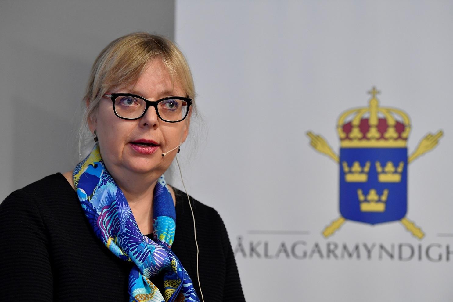 الادعاء العام السويدي يغلق التحقيق الأولي بحق مؤسس