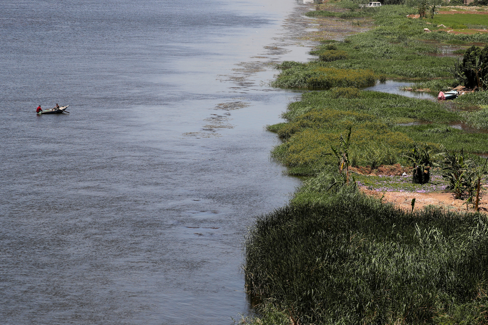 طوارئ في مصر بسبب نهر النيل