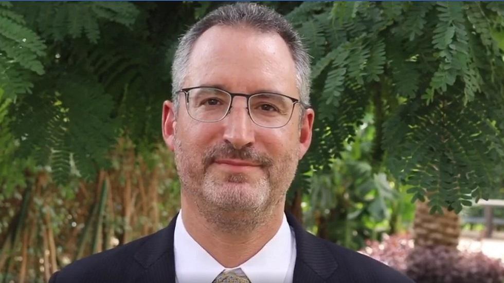 القائم بأعمال سفارة الولايات المتحدة في الخرطوم