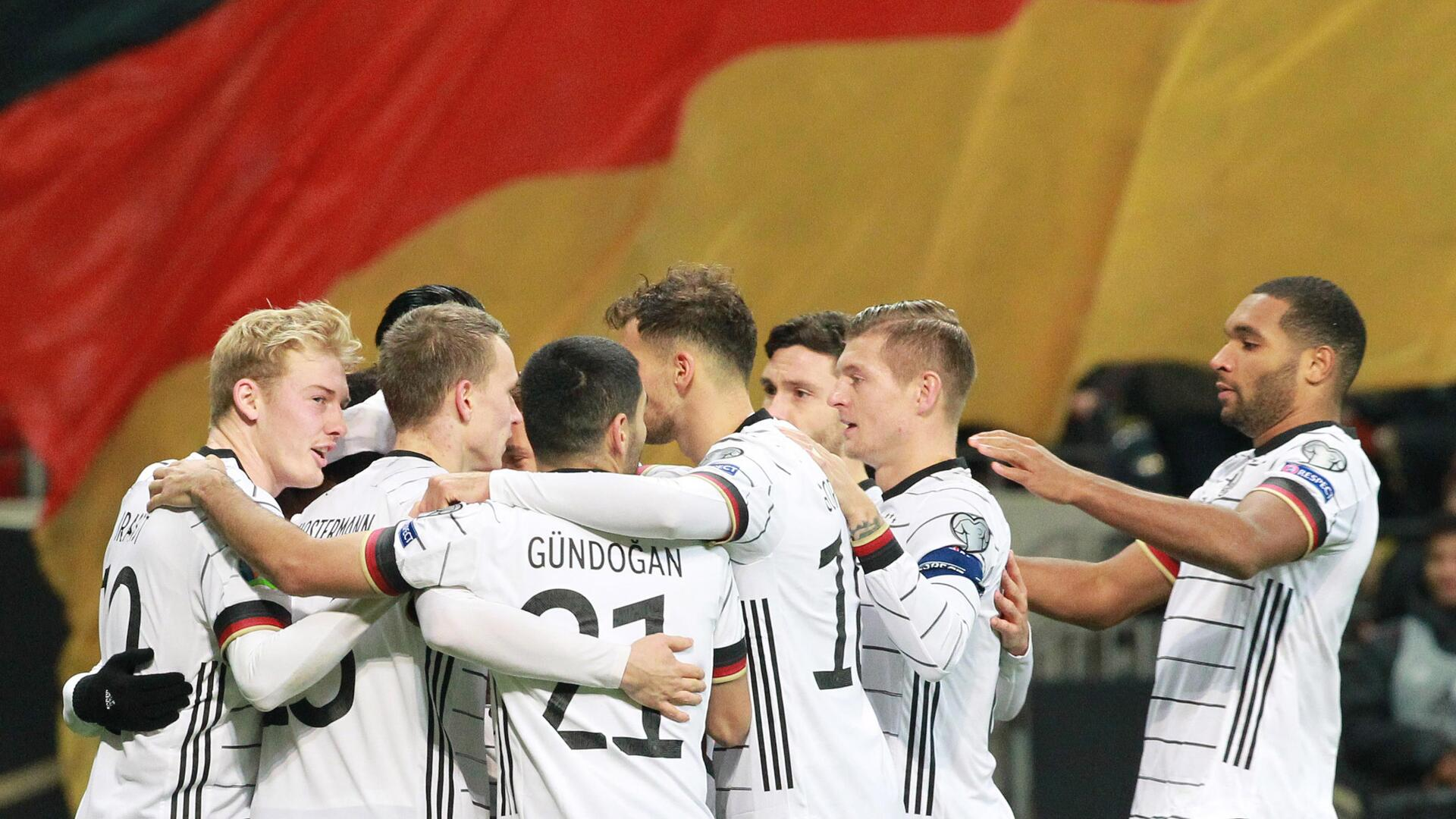 يورو 2020.. ألمانيا تستعيد هيبتها وتسحق إيرلندا الشمالية (فيديو)