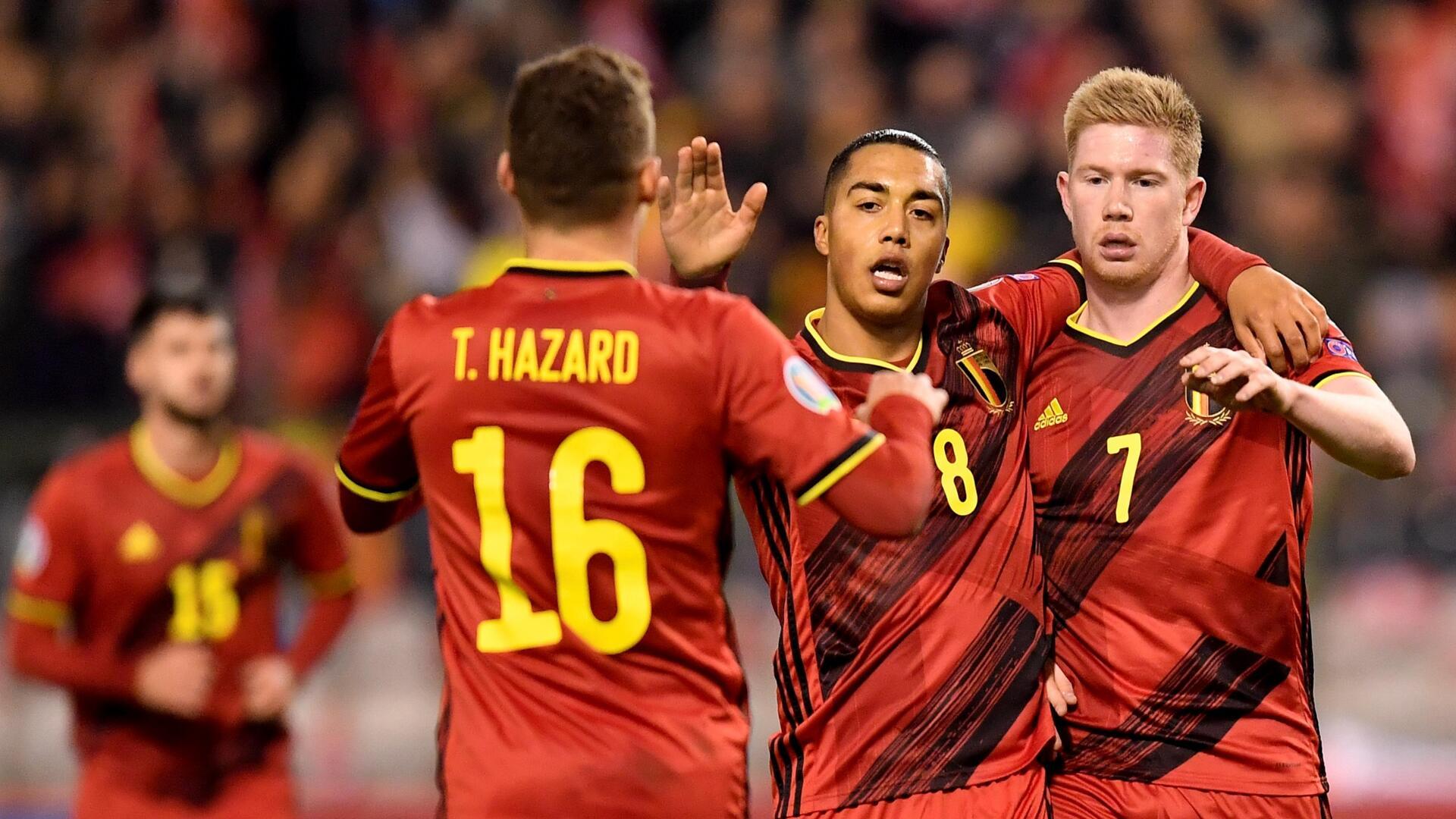 يورو 2020.. بلجيكا تحرج قبرص وتنهي مشوارها بالعلامة الكاملة (فيديو)