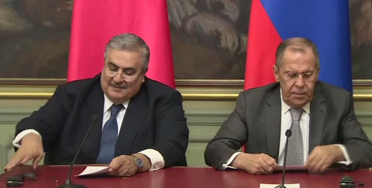 لافروف: لو حظيت خطوات روسيا المتعلقة بأمن منطقة الخليج بالدعم لكنا تجنبنا اليوم التصعيد