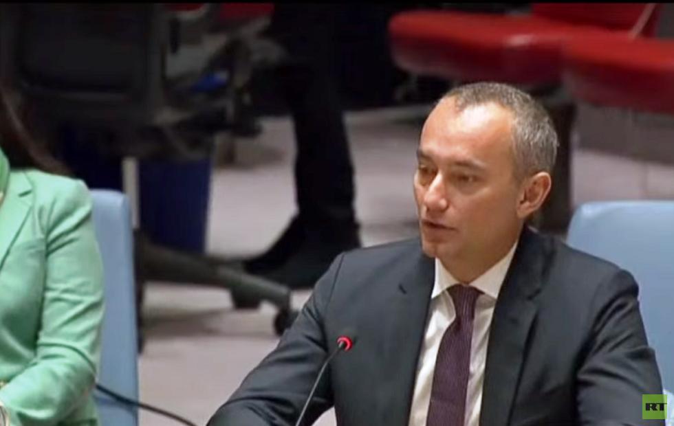 ملادينوف: نأسف لإعلان الولايات المتحدة عدم اعتبار الاستيطان مخالفا للقانون الدولي