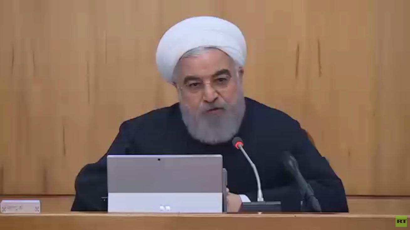 مسيرات في إيران ضد أعمال الشغب