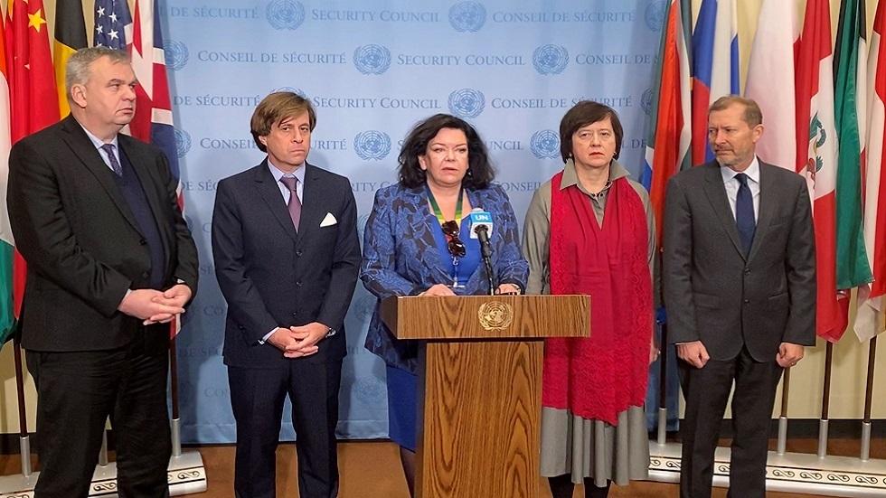5 دول أوروبية تنتقد موقف واشنطن تجاه المستوطنات الإسرائيلية