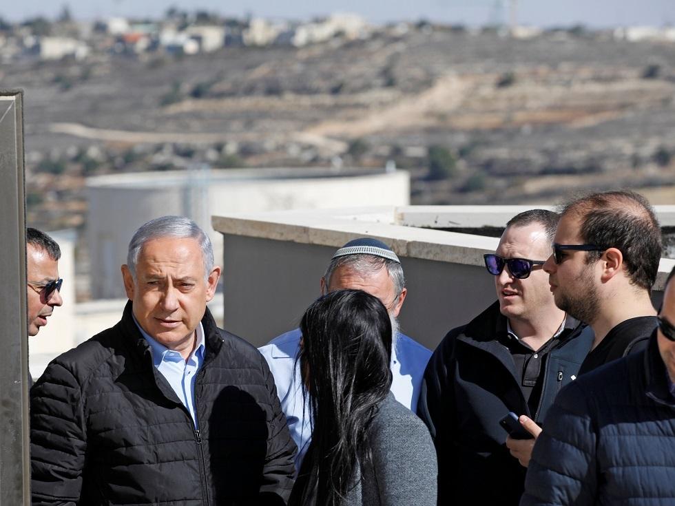 ينتظرون من إسرائيل ضم غور الأردن