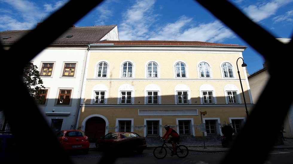 النمسا تحول مسقط رأس أدولف هتلر إلى مركز للشرطة