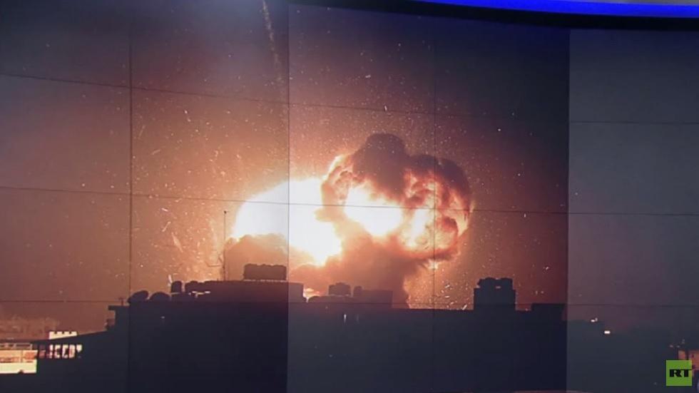 موسكو: الضربات الإسرائيلية مرفوضة ومثيرة للقلق