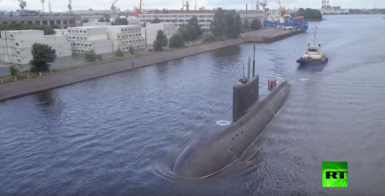اكتمال اختبارات غواصة روسية جديدة متطورة