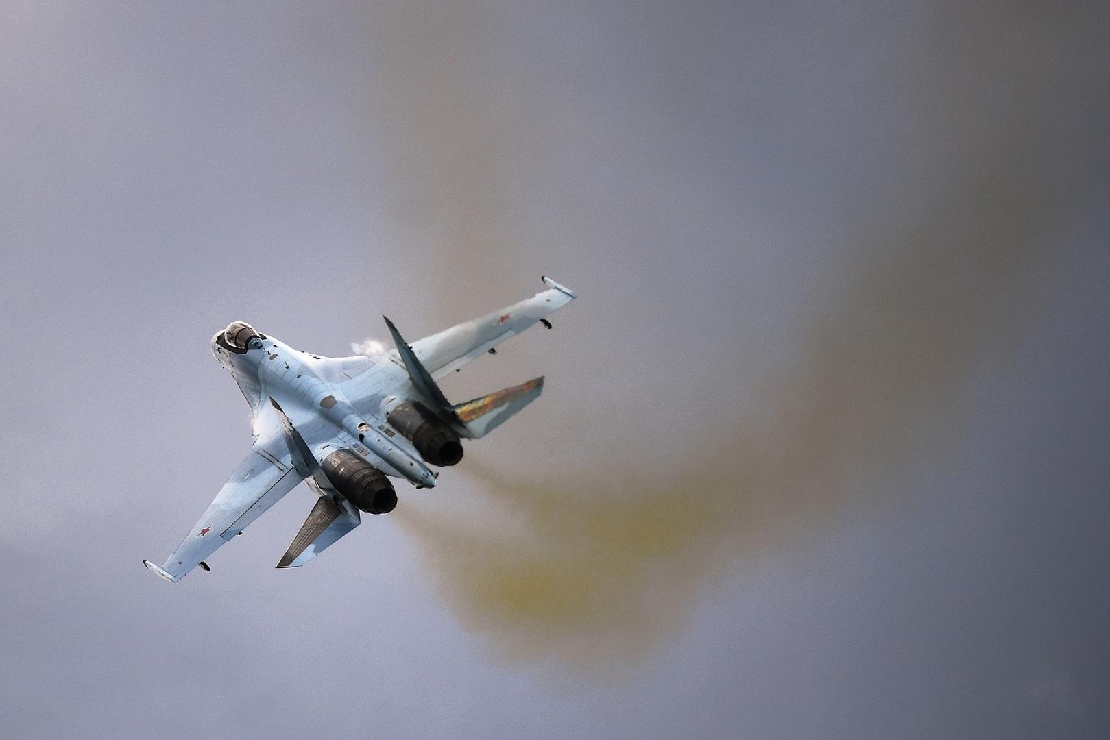 موسكو تصف تهديد واشنطن بفرض عقوبات على القاهرة إذا اشترت طائرة سو-35 بالسلوك العدواني