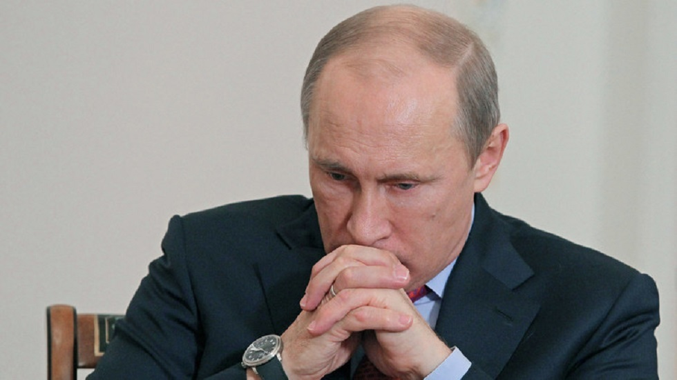 الرئيس الروسي فلاديمير بوتين (صورة أرشيفية)
