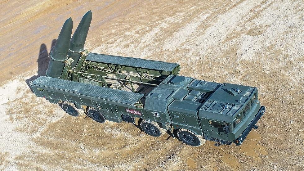 إنجاز عملية إعادة تسليح القوات البرية الروسية بصواريخ