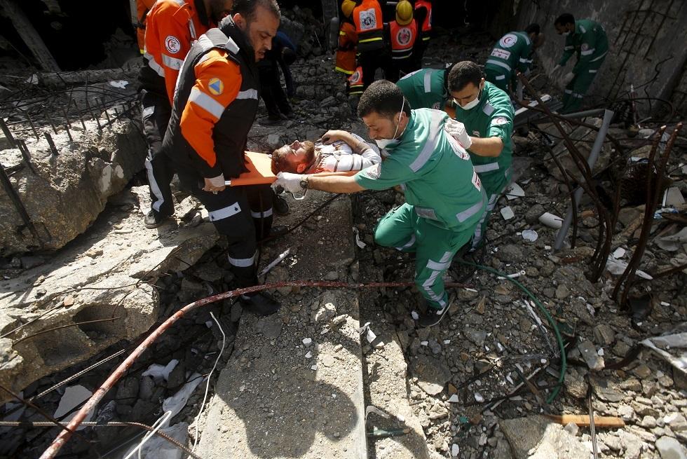 ارتفاع عدد قتلى عائلة فلسطينية جراء الغارات الإسرائيلية إلى 9 أفراد
