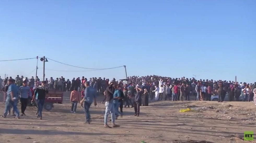 تأجيل مسيرات العودة لتثبيت التهدئة بغزة