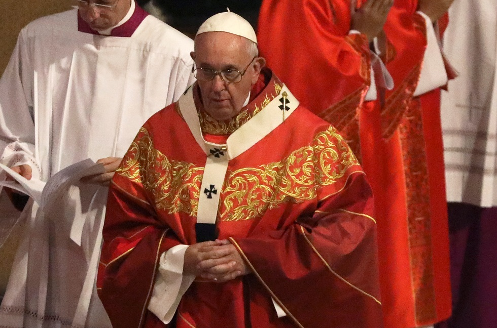 البابا فرانسيس في تايلاند