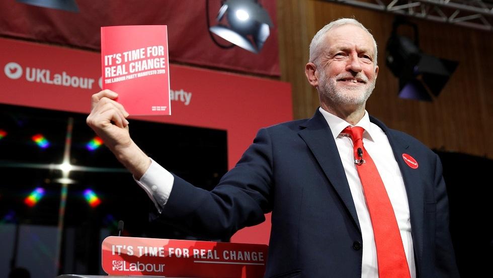 حزب العمال البريطاني يتعهد بتنفيذ خطة لتأميم كافة قطاعات الخدمات العامة