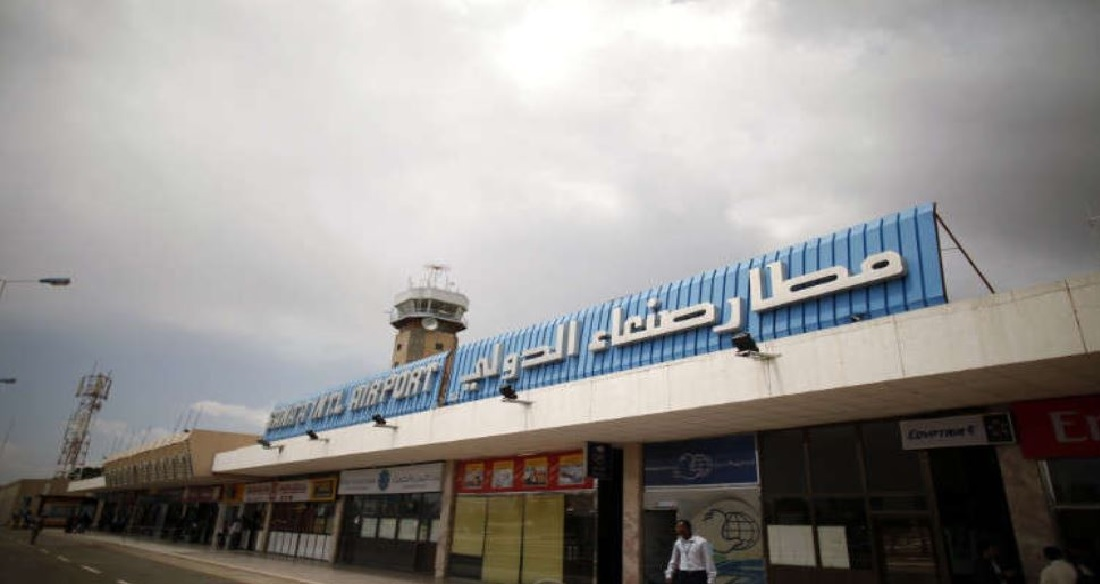 وزارة الصحة الحوثية: وفاة 43 ألف مريض بسبب إغلاق مطار صنعاء