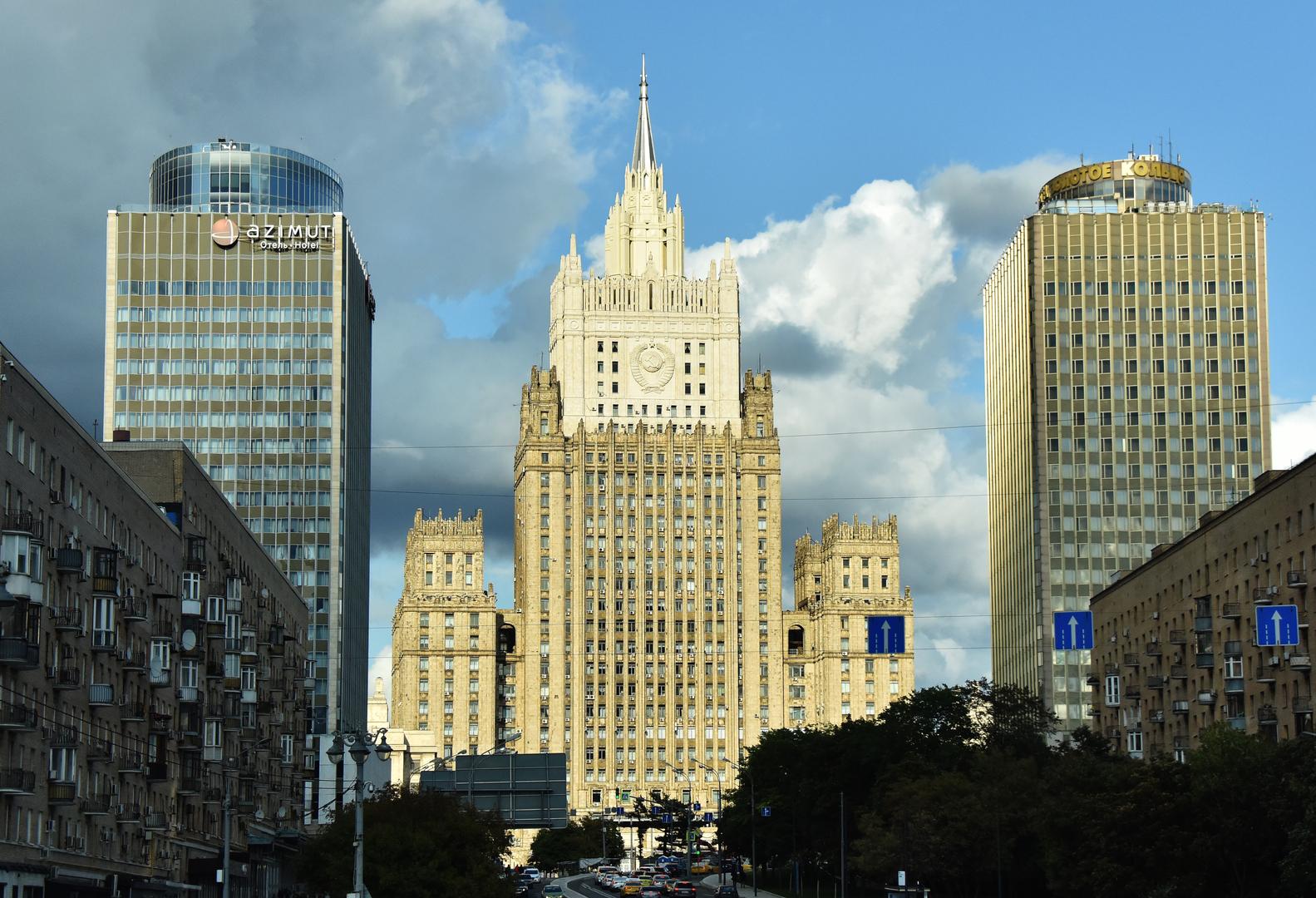 موسكو: نأمل بتسوية قريبة في لبنان على أساس توافق وطني