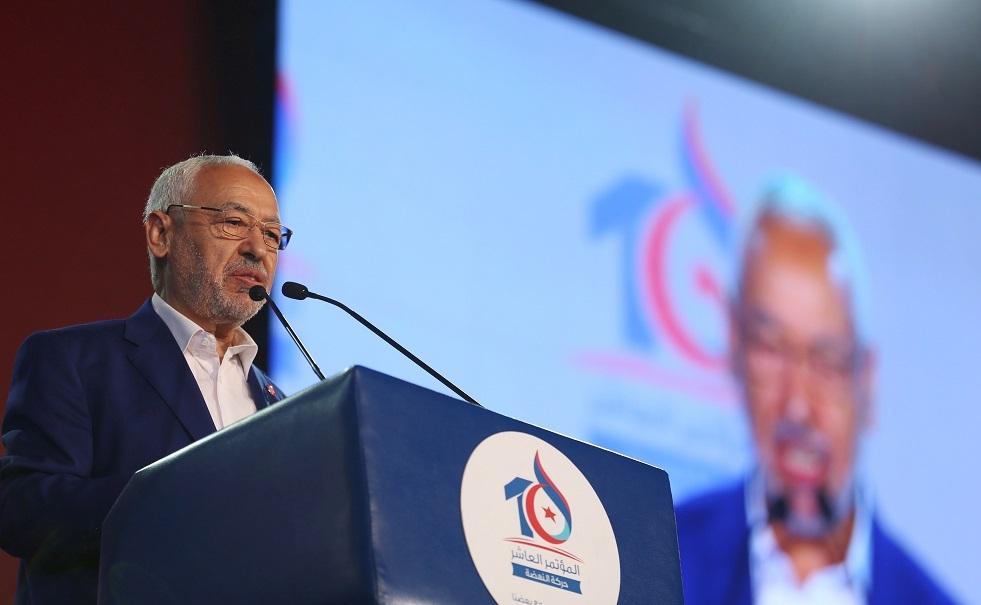 الملك سلمان يهنئ الغنوشي برئاسة برلمان تونس