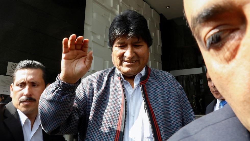 الحكومة الانتقالية في بوليفيا تتهم موراليس بالإرهاب