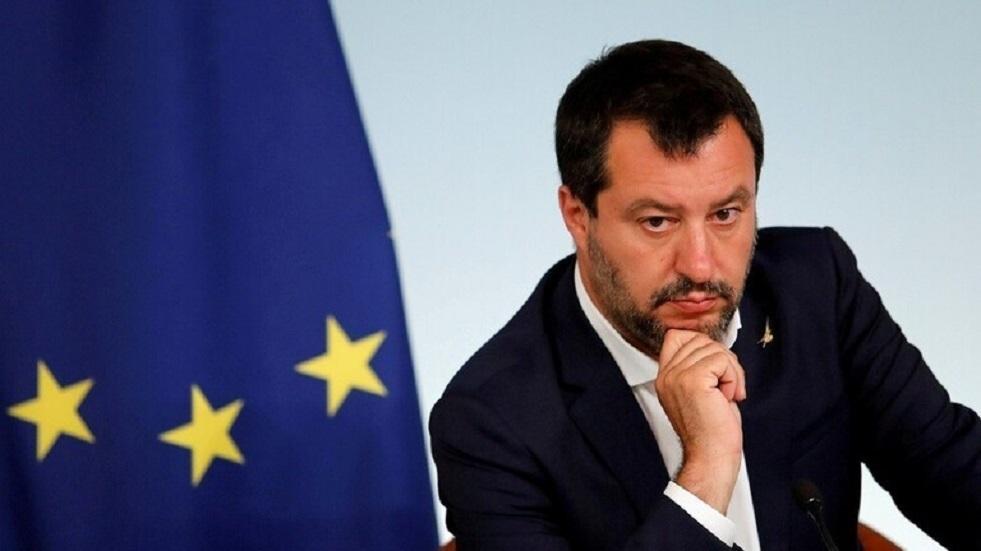 سالفيني: قبول كونتي لآلية الاستقرار الأوروبية خيانة عظمىلإيطاليا