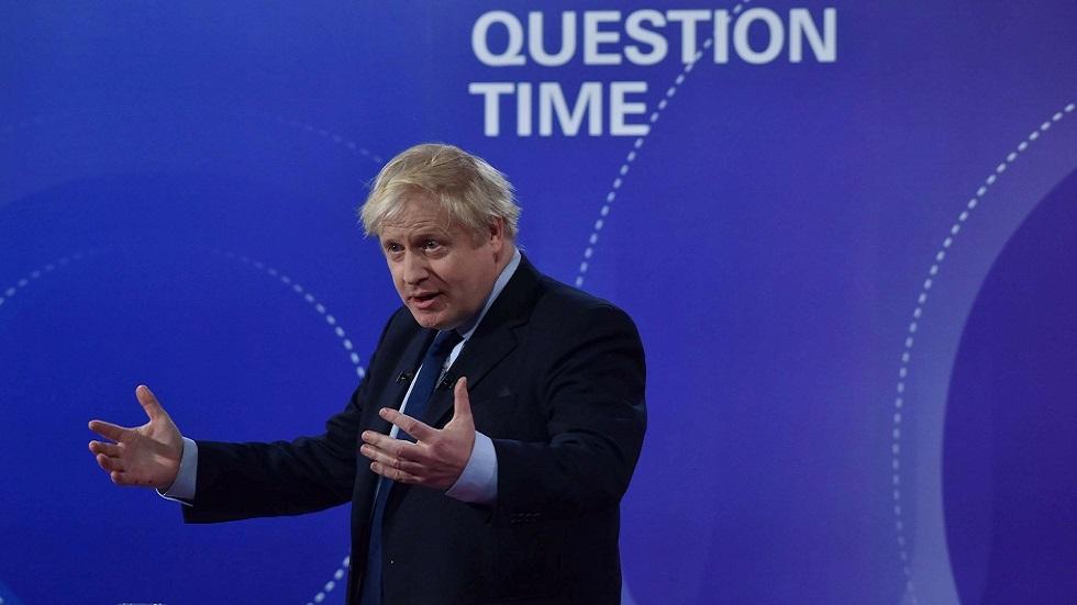 جونسون: مزاعم تأثير روسيا في استفتاء