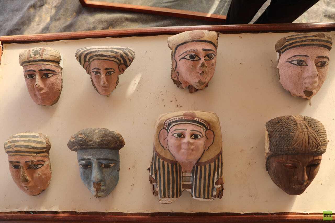 مصر.. اكتشاف أثري مهم في منطقة سقارة
