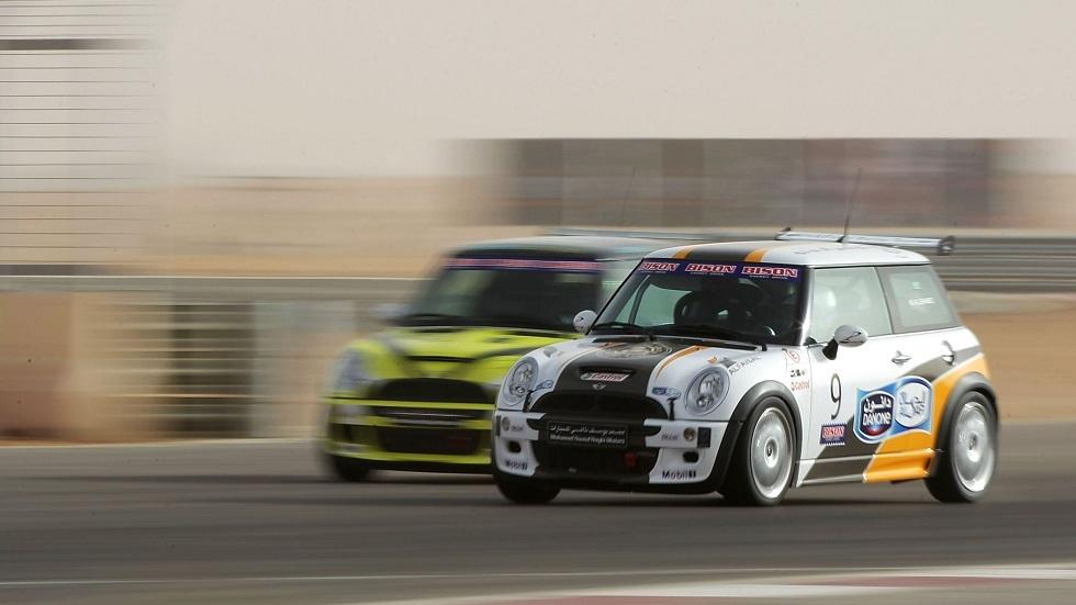 سباق السيارات في السعودية - أرشيف