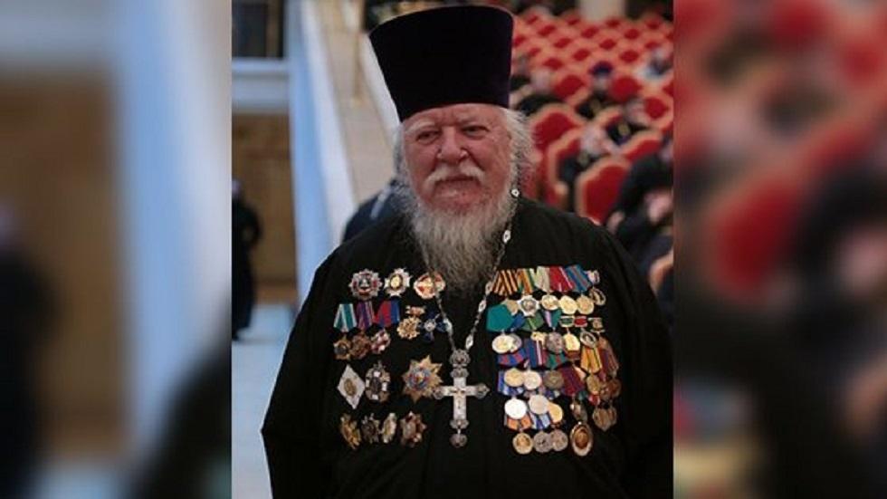 ئيس لجنة الشؤون الأسرية في الكنيسة الأرذوكسية الروسية ديميتري سميرنوف