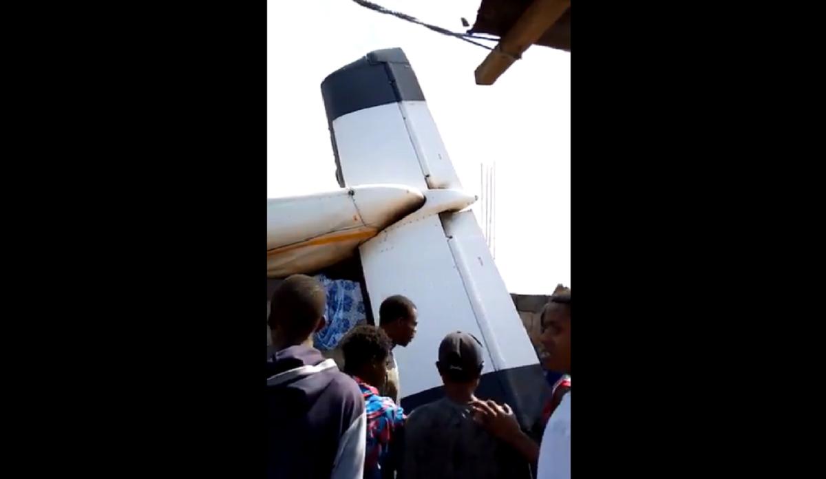 تحطم طائرة في شرق الكونغو على متنها حوالي 17 راكبا