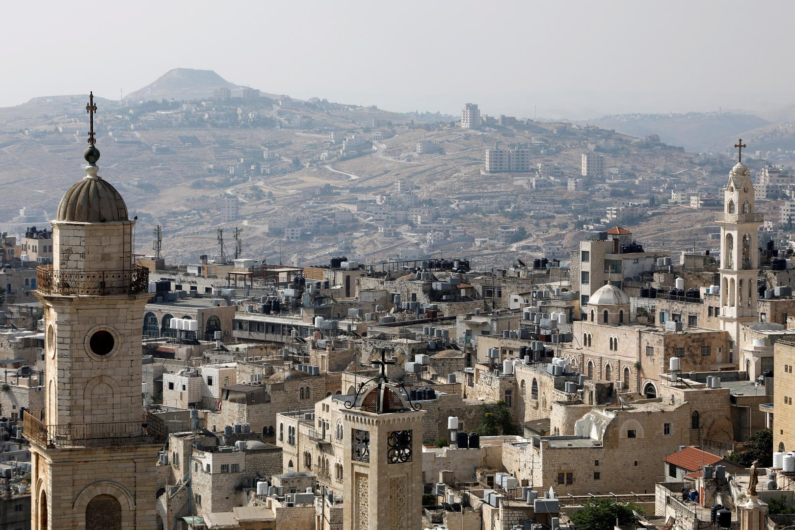 بيت لحم - فلسطين (صورة أرشيفية)