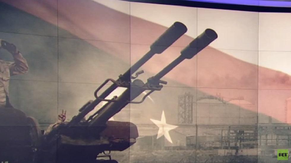 قوات حفتر تفرض حظرا جويا فوق طرابلس