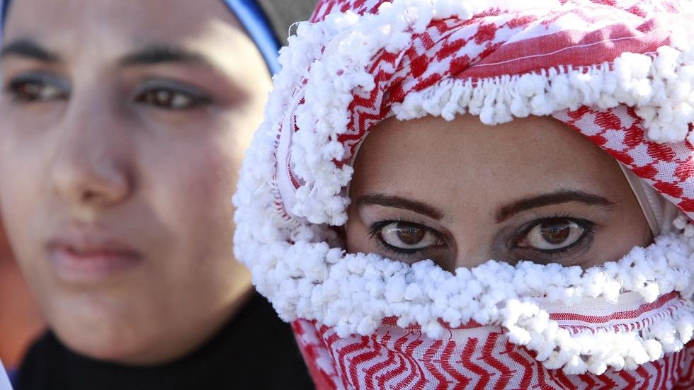 نساء الأردن - أرشيف